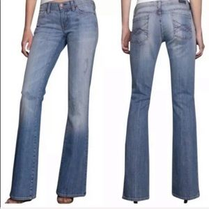 🌺Citizen Of Humanity Naomi Low Waist Flair Jeans
